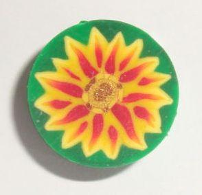 flower bead - first attempt