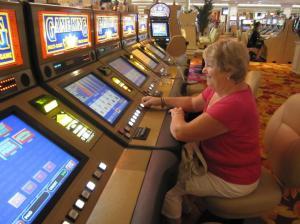 mum in Vegas 2011