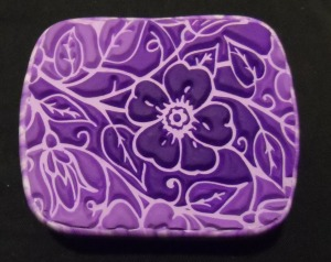 purple Sutton Slice box